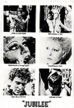 Jubilee (1977) afişi
