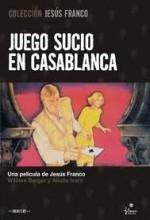 Juego Sucio En Casablanca (1985) afişi