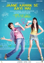 Jaane Kahan Se Aayi Hai! (2010) afişi