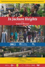 Jackson Heights (2015) afişi