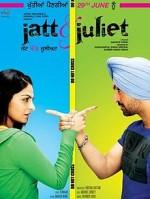 Jatt and Juliet (2012) afişi
