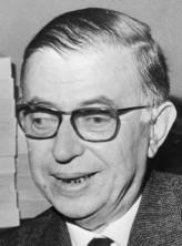 Jean-Paul Sartre profil resmi