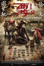 Journey to the West: The Demons Strike Back (2017) afişi