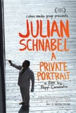 Julian Schnabel: A Private Portrait (2017) afişi