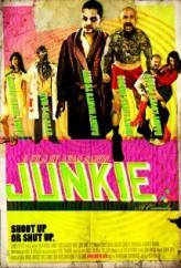 Junkie (2012) afişi