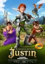 Kahraman Şövalye Justin (2013) afişi