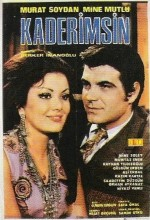 Kaderimsin (1969) afişi