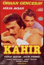 Kahır (1983) afişi