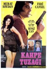 Kahpe Tuzağı (1972) afişi