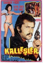 Kalleşler (1972) afişi