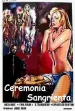 Kan Töreni (1973) afişi