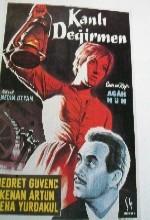 Kanlı Değirmen (1959) afişi