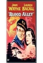 Kanlı Geçit (1955) afişi
