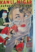 Kanlı Nigar (ıı) (1955) afişi