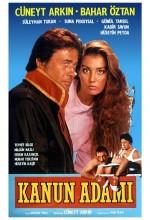 Kanun Adamı (1985) afişi