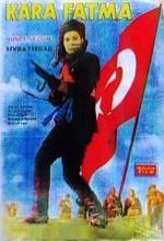 Kara Fatma (1966) afişi