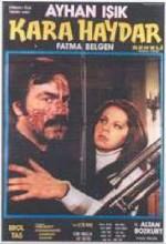 Kara Haydar (1973) afişi