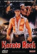 Karate Rock (1990) afişi