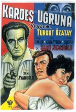 Kardeş Uğruna (1961) afişi