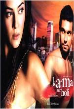 Karma, Confessions And Holi (2009) afişi