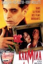 Karmina (1996) afişi