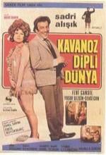 Kavanoz Dipli Dünya (1971) afişi