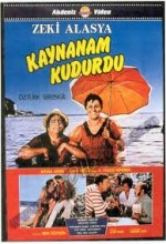 Kaynanam Kudurdu (1973) afişi