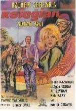 Keloğlan (1965) afişi