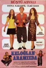 Keloğlan Aramızda (1971) afişi