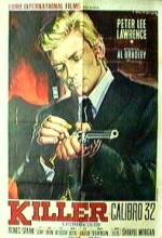 Killer Calibro 32 (1967) afişi
