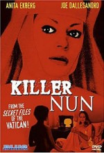 Killer Nun (1978) afişi