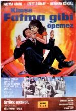 Kimse Fatma Gibi Öpemez (1964) afişi