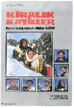 Kiralık Katiller (1970) afişi
