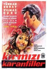 Kırmızı Karanfiller (1962) afişi