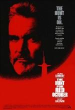 Kızıl Ekim (1990) afişi