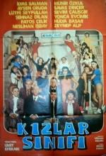 Kızlar Sınıfı (1984) afişi