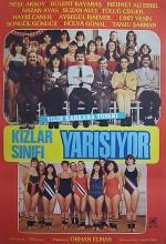 Kızlar Sınıfı Yarışıyor (1985) afişi