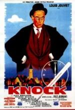 Knock, Ou Le Triomphe De La Médecine (1933) afişi