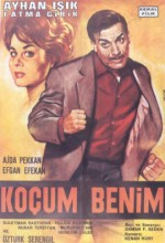Koçum Benim (1964) afişi
