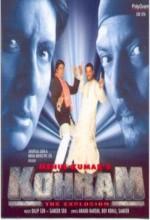 Kohram (1999) afişi