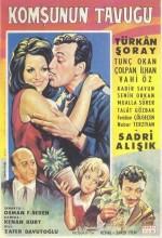 Komşunun Tavuğu (1965) afişi