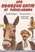 Konuşan Katır At Yarışlarında (1971) afişi