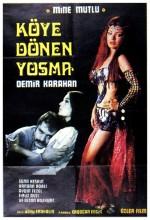 Köye Dönen Yosma (1970) afişi