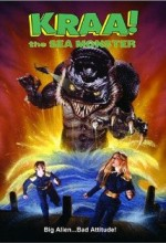 Kraa! The Sea Monster (1998) afişi