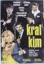 Kral Kim (1968) afişi