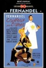 Kuaför (1952) afişi