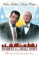Küçük şehirde Olay (1994) afişi