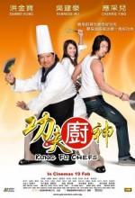 Kung Fu Chefs (2009) afişi