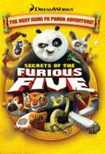 Kung Fu Panda: Secrets Of The Furious Five (2008) afişi