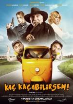 Kaç Kaçabilirsen (2017) afişi